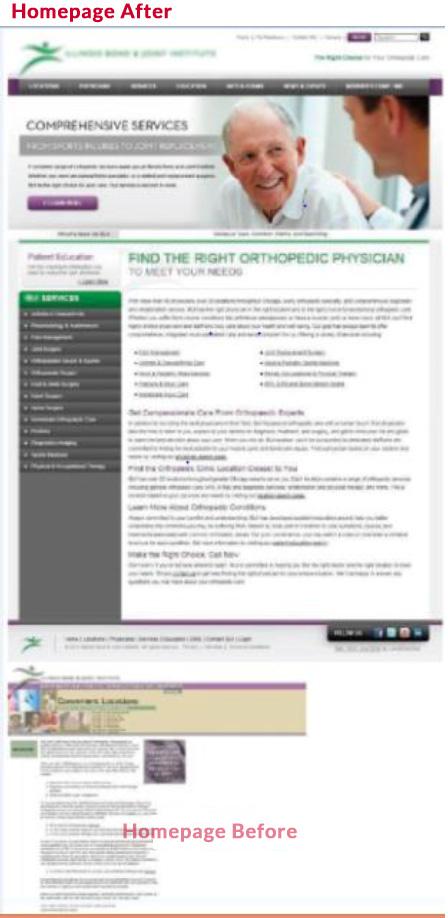 Integrated Program Medical Orthopedic Practice
