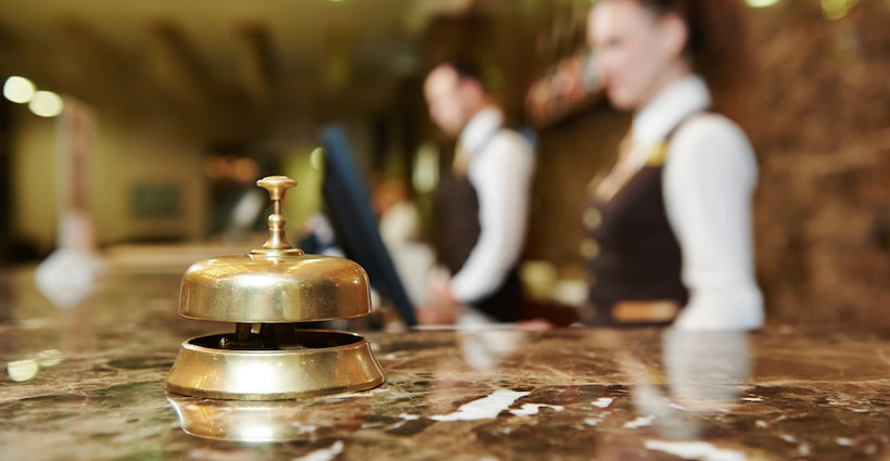 Increase loyalty in hospitality industry