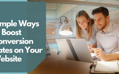 Simple Ways to Boost Conversion Rate on Your Website