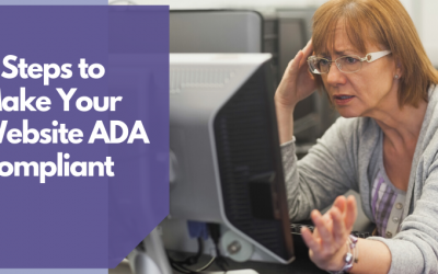 7 Steps to Make Your Website ADA Compliant