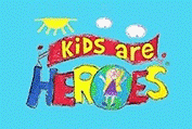 Kids are Heros - pro bono projects at DirectiveGroup